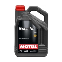 Моторное масло MOTUL SPECIFIC 913D 5W30, 5л